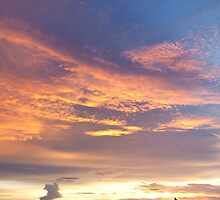 Boracay Sunset #1 by awesomeminimum