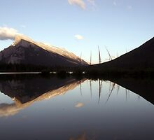 Vermillion Lakes, Banff NP, Canada by NGBRX