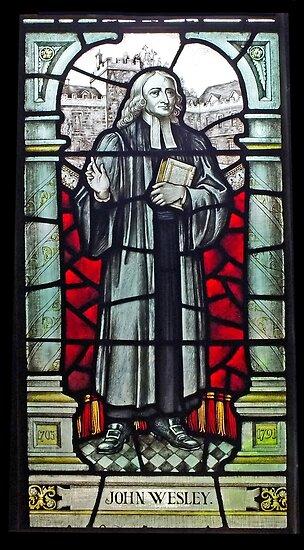 John Wesley by Yampimon