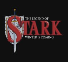 The Legend of Stark by innercoma