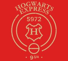 Hogwarts Express by Azafran