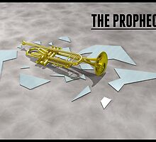 The Prophecy - my idea of movie poster by SangreSani