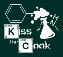Kiss the Cook by AngryMongo