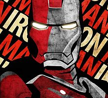 Iron Man Case by razaflekis