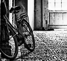 Old Bycicle by pasqualecal