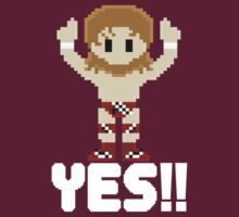Daniel Bryan YES! WWE by CrissChords