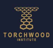 Dr Who Torchwood Institute by logo-tshirt