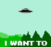 I Want To Pixellate by vgjunk