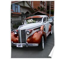 1937 Buick Poster
