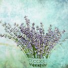 Lavendar bouquet2 by RosiLorz