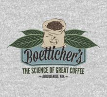 Breaking Bad Inspired - Gale Boetticher's Fair Trade Cafe - Best Coffee in Albuquerque by traciv