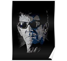 Lou Reed Sunglasses Poster