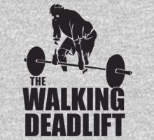 Walking Deadlift by Look Human