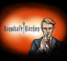 Hannibal's Kitchen by quietsnooze
