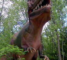 Giganotosaurus Dinosaur by GryffinDesigns