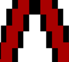 Vault Symbol Sticker