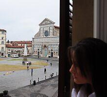 Firenze Santa Maria Novella by bertipictures