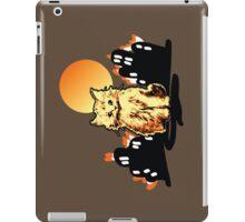 Cat's World 1 - A Cat Walk iPad Case/Skin