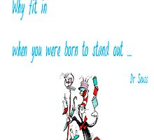 DR Seuss by LittleRedTrike