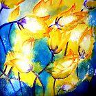 Wild Tulips by jyoti kumar