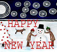 HAPPY NEW YEAR 20 by pjmurphy