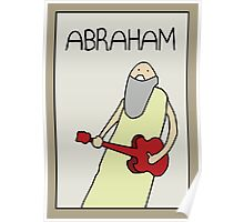 PROFESSOR BROTHERS - BIBLE STUDIES - POSTER OF ABRAHAM Poster