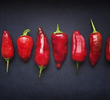 Chili Pods II by JustePixx