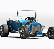 1923 Ford Model T Roadster Pick-Up II by DaveKoontz
