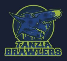Monster Hunter All Stars - The Tanzia Brawlers by bleachedink