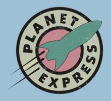Planet Express Distressed by bakru84