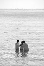 Baptism at Sea by njordphoto