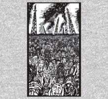 """""""Evolve Or Dissolve"""" Inspired by Norwegian painter Edvard Munch's Scream by O O"""