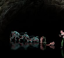 Alien 3 pixel art by smurfted