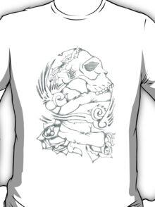 Custom Skull T-Shirt