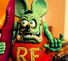 Rat Fink by Cassandra Jones