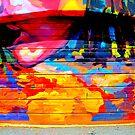 Roll-Up Art by David Schroeder