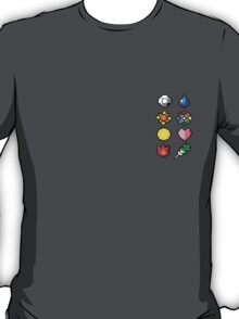 Tiny Indigo League Badges T-Shirt