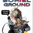 SACRED BURIEL GROUND by Jon de Graaff
