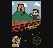 Game of Thrones - NES by innercoma