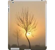 golden light of dawn #2 iPad Case/Skin