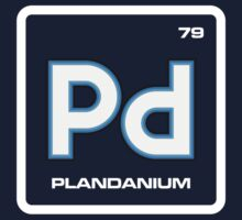 Element of Plandanium by justinglen75