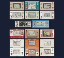 Nintendo Game & Watch Collection! by Fairfaxx