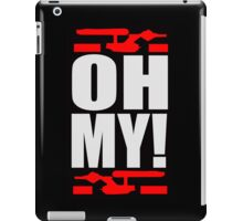 Oh My! (A Tribute to George Takei) iPad Case/Skin