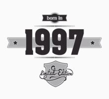 Born in 1997 Kids Clothes