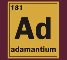 Adamantium by waqqas