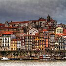 Porto, Portugal by Robyn Carter