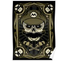 Dead Plumber - Prints, Stickers, iPhone and iPad Cases Poster