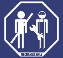 Mechanics Only by Blayde