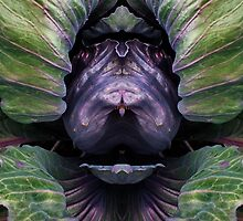 The Giant Cabbage Monster  by Yampimon