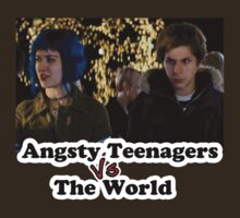 Angsty Teens Scott Pilgrim by FreonFilms
